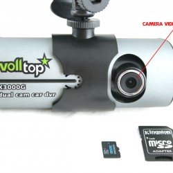 CAMERA VIDEO DVR VOLLTOP - PT SCOLILE DE SOFERI