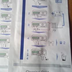 CARTELA CURATARE TAHOGRAFE DIGITALE