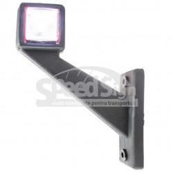 Lampa de gabarit LED stanga 47*47; 12-24V  LD 433L