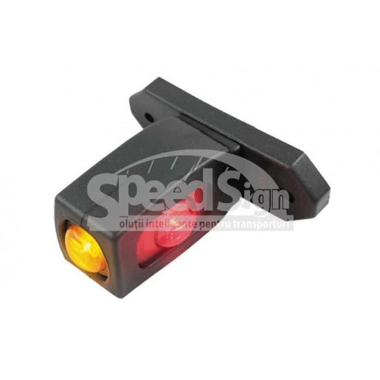 LAMPA  LED gabarit 3 CULORI 12/24V  LD534