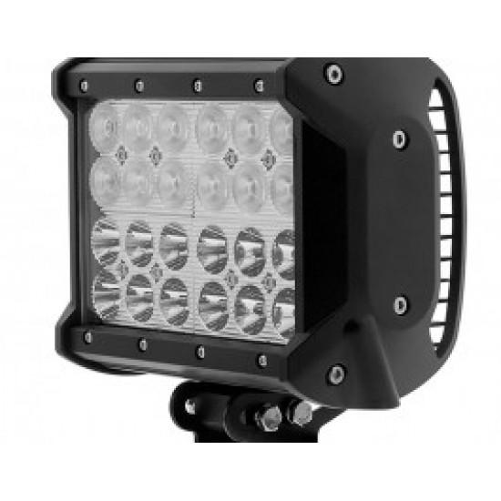 Proiector LED 16.25 cm 72 W 2 faze