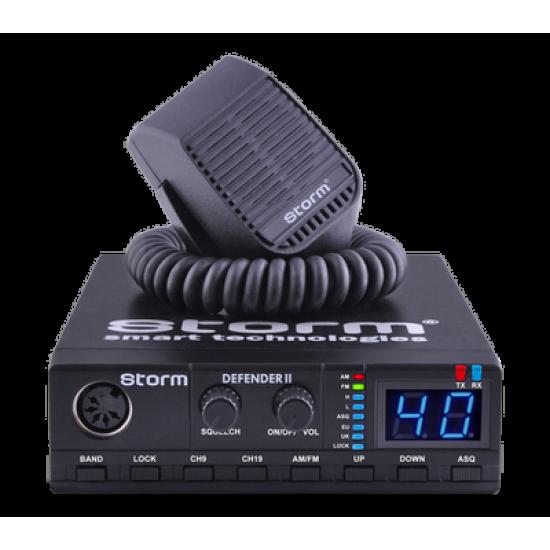 STATIE RADIO STORM DEFENDER II